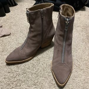 Jeffrey Campbell Shoes - Jeffrey Campbell Zip Front Bootie